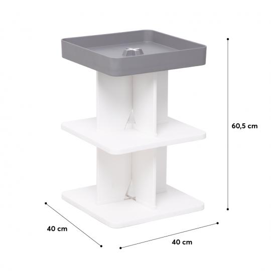 Tavolino Cube Table 02 - misure