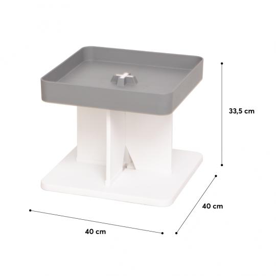 Tavolino Cube Table 01 - misure