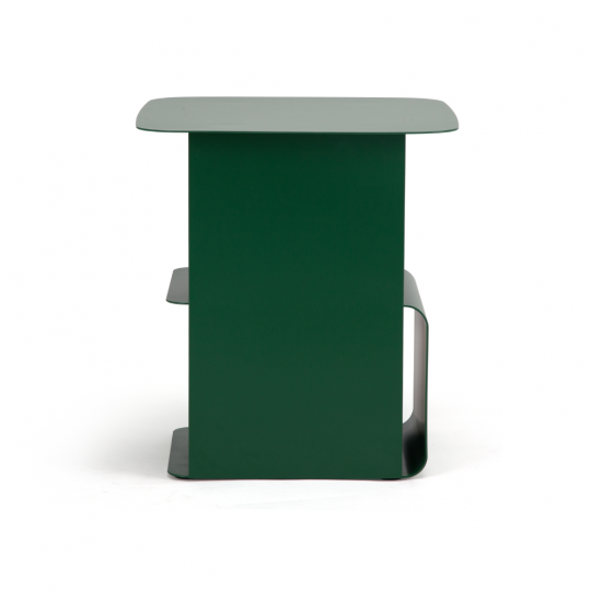Tavolino Block T - laterale