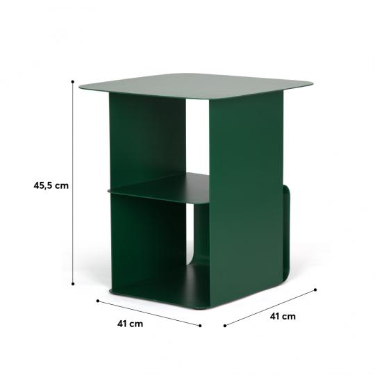 Tavolino Block T - misure